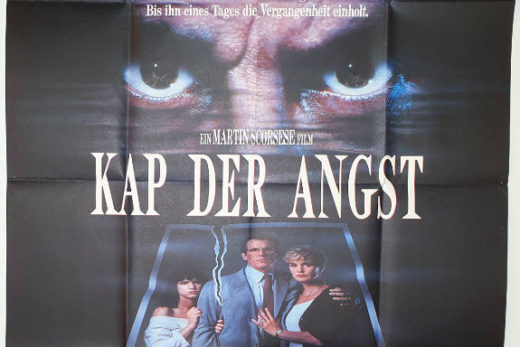 Cape Fear (1990) / DIN A0 / Germany