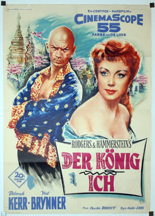 The King and I / DIN A1 / Germany