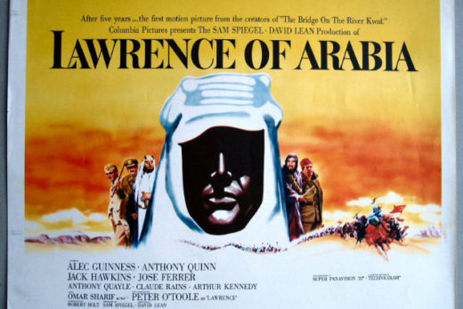 Lawrence of Arabia TC