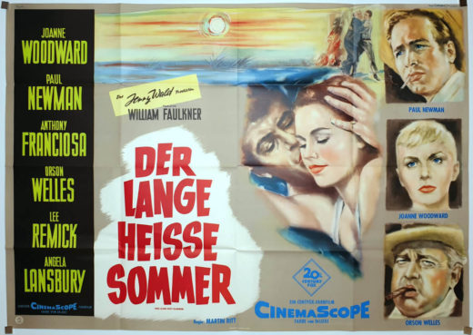 The Long Hot Summer / DIN A0 square / Germany