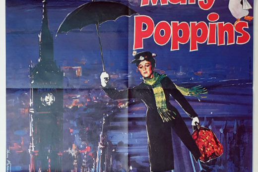 Mary Poppins / DIN A1 / Germany R-76