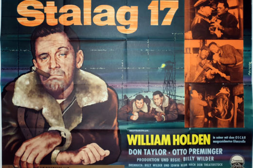 Stalag 17 / DIN A0 square / Germany