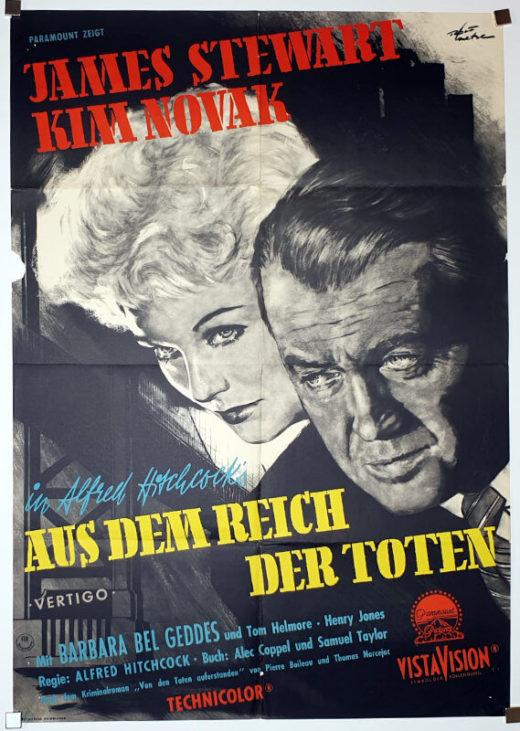 Vertigo / DIN A1 / Germany