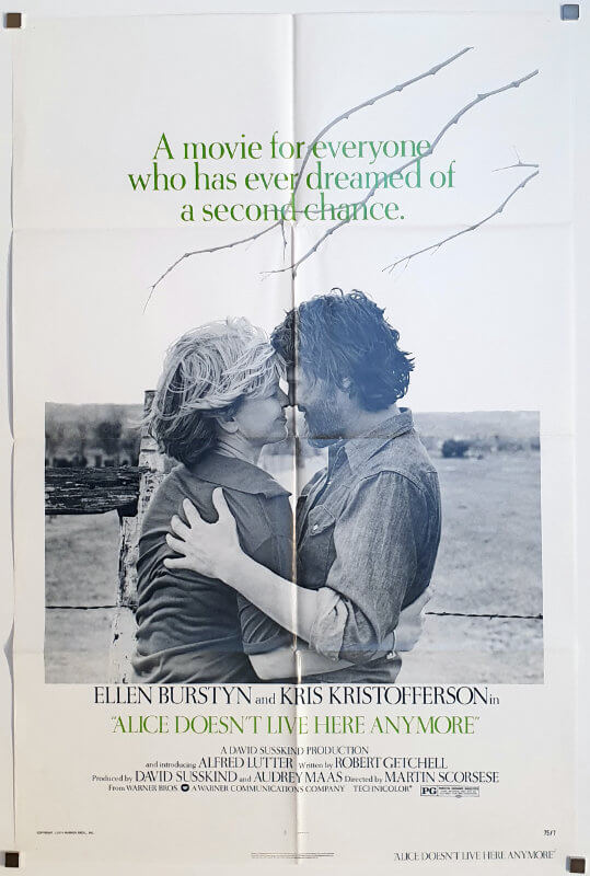 Alice Doesn't Live Here Anymore / Alice Doesn't Live Here Anymore / One Sheet / USA