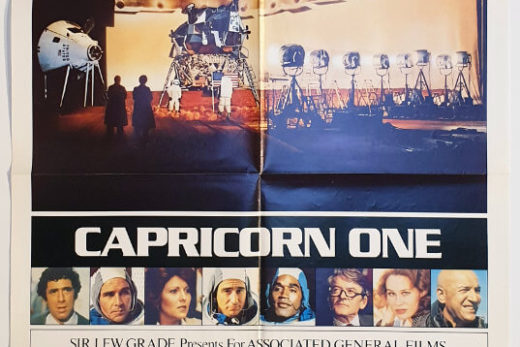 Capricorn One / One Sheet / USA