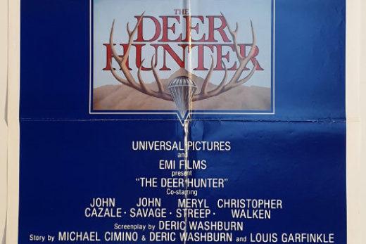 The Deer Hunter / One Sheet / USA