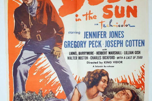 Duel in the Sun / One Sheet / USA
