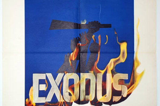 Exodus / One Sheet / USA