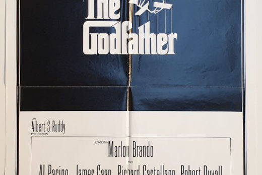 The Godfather / One Sheet / USA