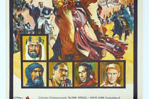Lawrence Of Arabia / Australian Daybill / Australia