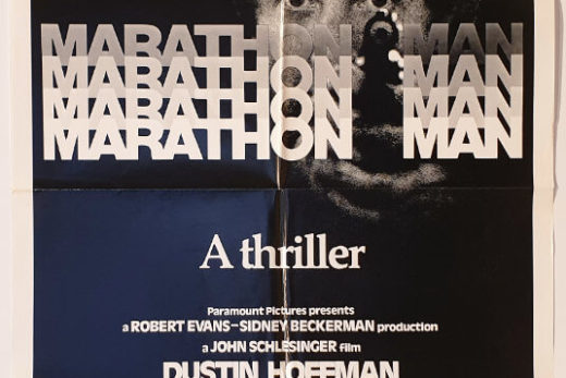 Marathon Man / One Sheet / USA