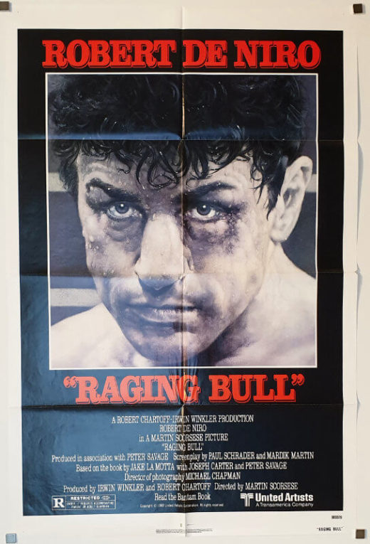 Raging Bull / One Sheet / USA