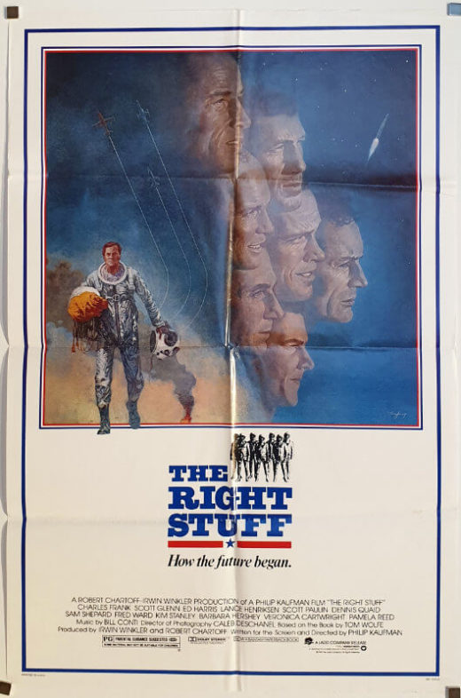 The Right Stuff / One Sheet / USA