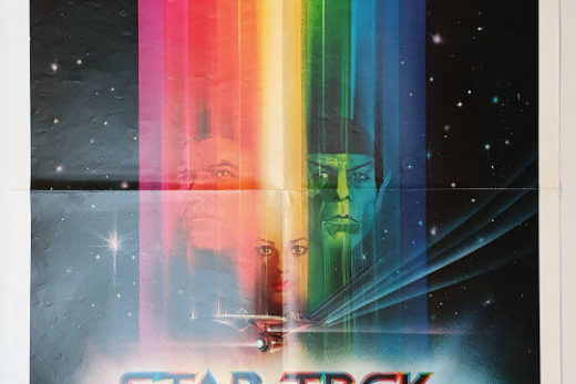 Star Trek - The Motion Picture / One Sheet Advance / USA