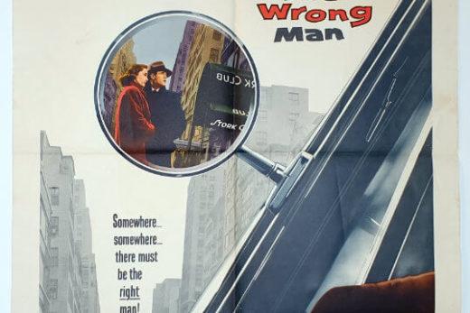 The Wrong Man 1-Sheet USA