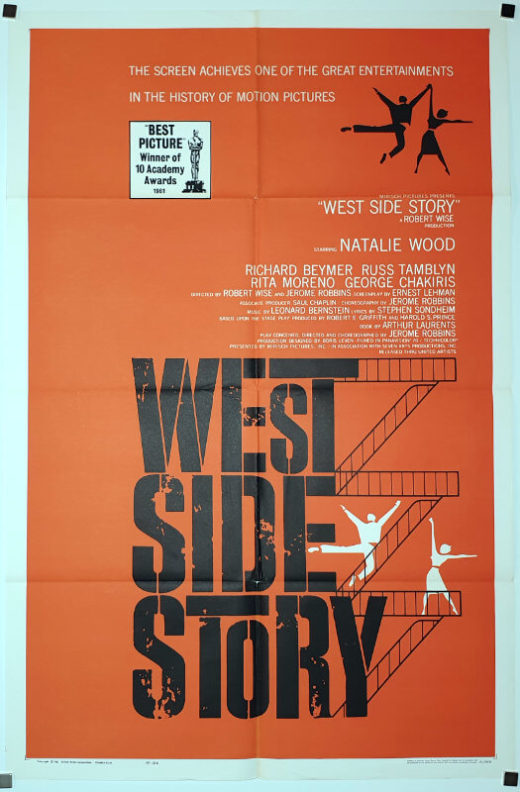 West Side Story / One Sheet R-63 / USA