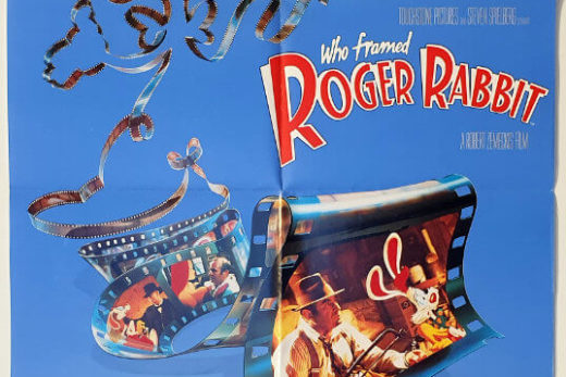 Who Framed Roger Rabbit / One Sheet / International