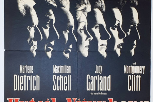 Judgment at Nuremberg A1 German