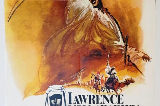 Lawrence Of Arabia A1 R76 German