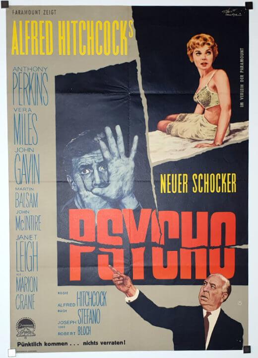 Psycho A1 Goetze German