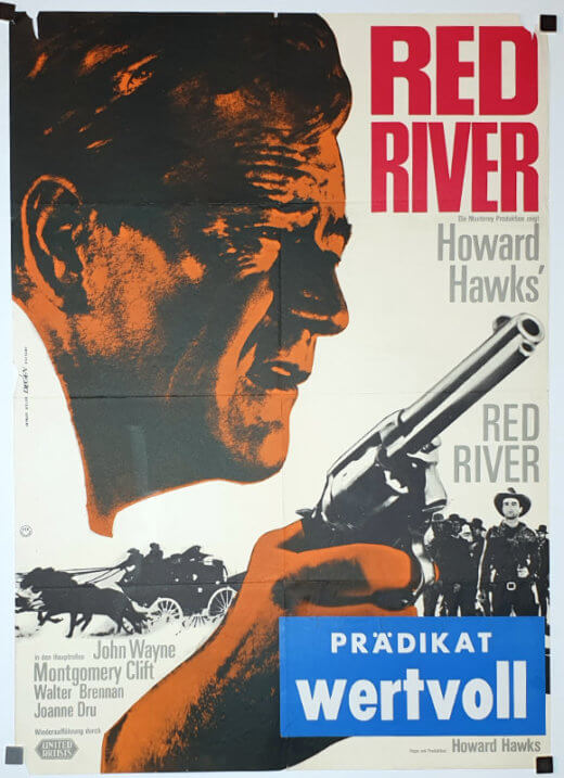 Red River A1 R61 Degen German