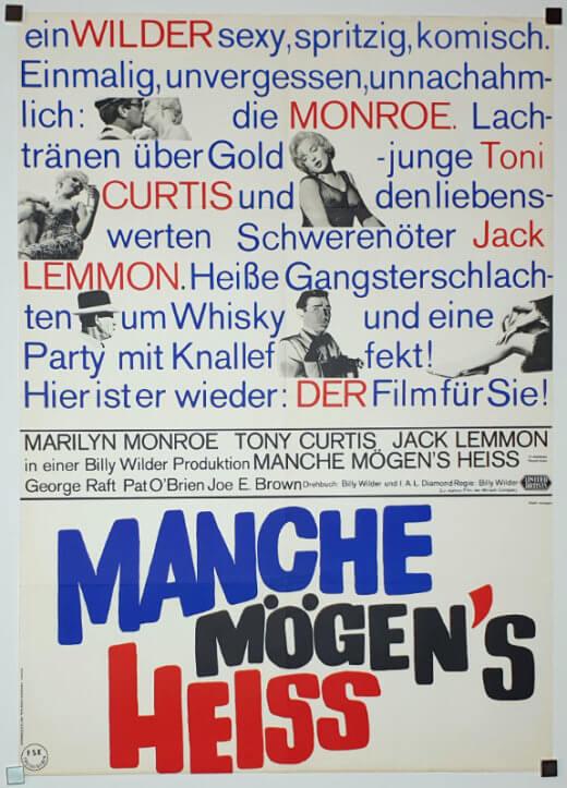 Some Like it Hot A1 R69 Degen German