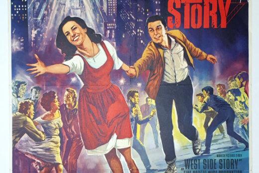 West Side Story A1 Style A Degen German