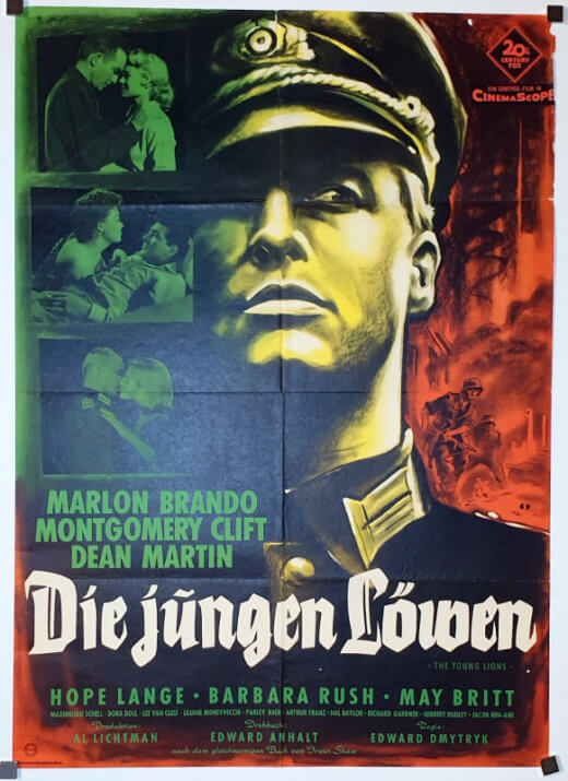 The Young Lions A1 German